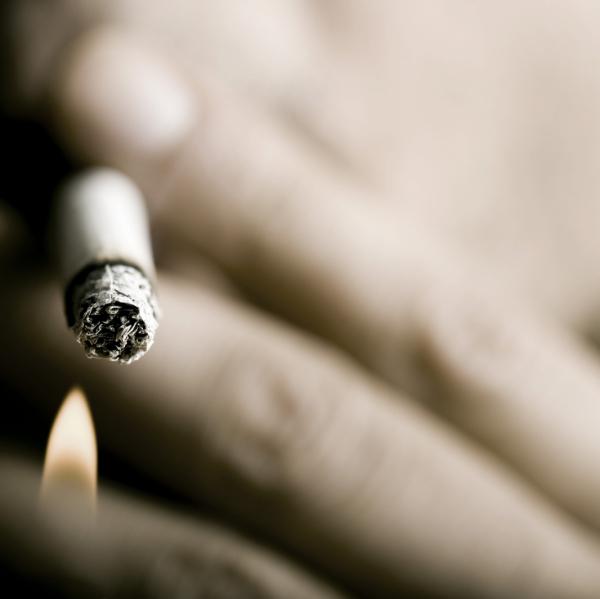 Nichtraucher-Therapiekonzept