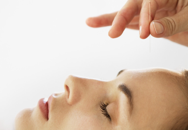 Augenakupunktur nach John Boel
